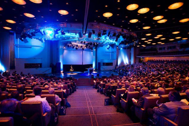 Anlita ett väl ansett företag för att boka en konferens som imponerar | SPG Event